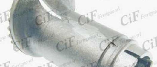 Bocchettone raccordo aspirazione Vespa PK per carburatore 19