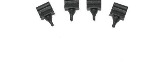 Kit gommini battuta cofano motore Fiat 500 F L R D