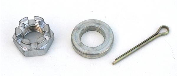 Kit dado fissaggio tamburo ruota posteriore Vespa
