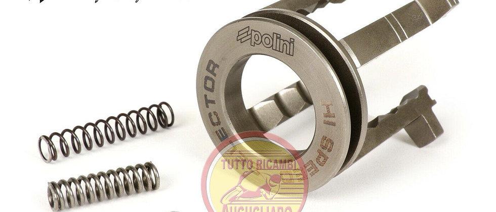 Crocera cambio rinforzata Polini 51mm Vespa 50 - 125 ET3 fino al '78