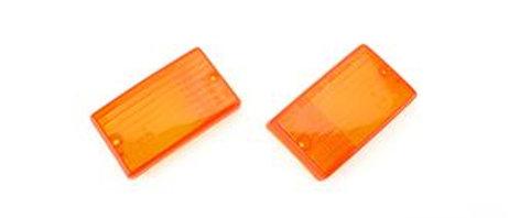 Coppia plastiche frecce posteriori Vespa PK 50-125