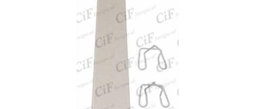 Kit modanatura frontale per mascherina Vespa