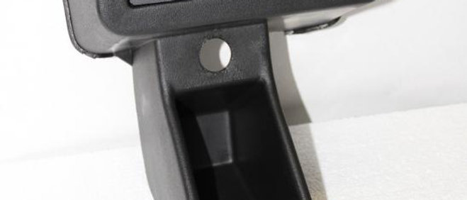 Cassetto portaoggetti con portaradio Fiat 500