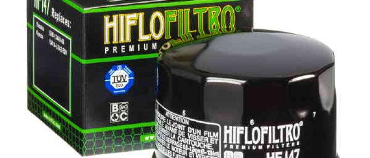Filtro olio HF147 Kymco - Yamaha 500