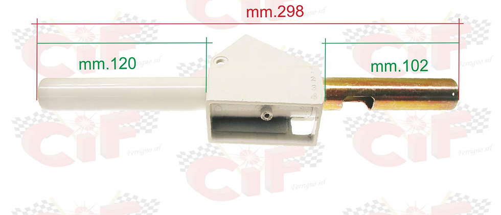 Tubo comando cambio Vespa PK 50-125 4 marce