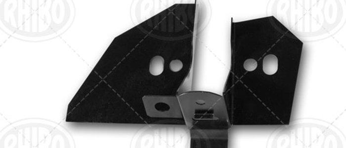 Supporto ammortizzatore anteriore lato destro Fiat 500