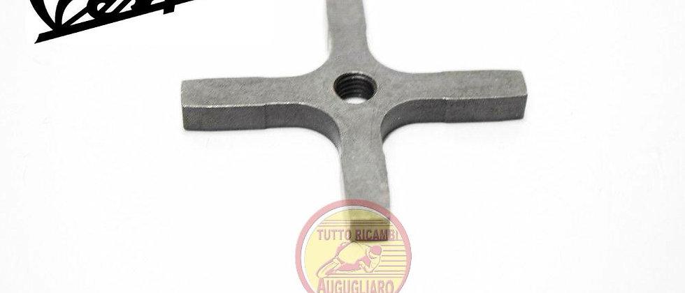 Crocera cambio liscia per Vespa PX 125 150 200 - LML - 125 T5