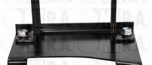 Staffa in metallo tenuta vaschetta olio Fiat 500 F