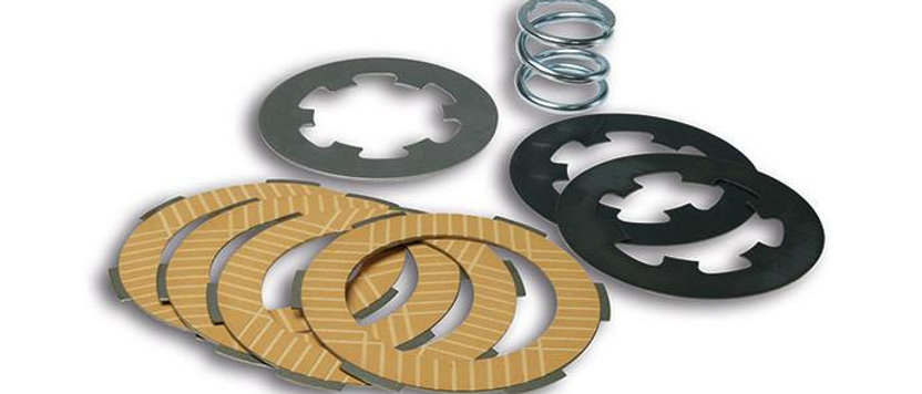 Serie dischi frizione MHR Vespa 50-90-125 ET3 - PK