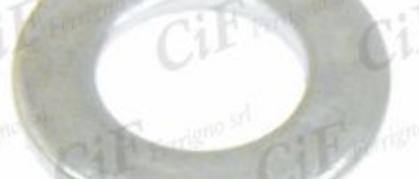 Rondella piana d.8mm