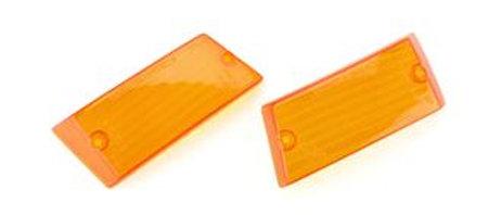 Coppia plastiche frecce posteriori Vespa PK 50-125 Automatica - ETS