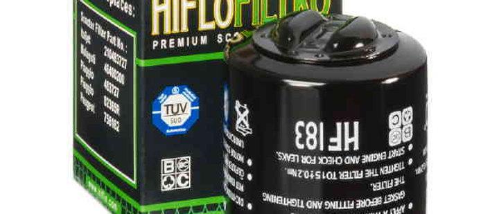 Filtro olio HIFLO Aprilia-Gilera-Piaggio