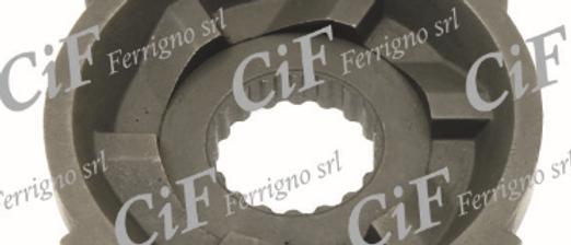 Fermo ventola semipuleggia motrice Gilera - Piaggio 50