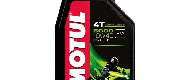 Olio Motul 5000 10W40 4T