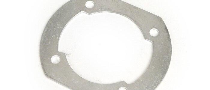 Basetta distanziale cilindro 2.0mm Vespa 50 Special L N R 125 ET3 PRIMAVERA PK