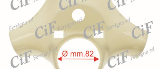 Coperchio coprimanubrio Vespa PX PE 125-150-200