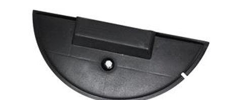 Coperchio ruota di scorta Vespa PX con batteria