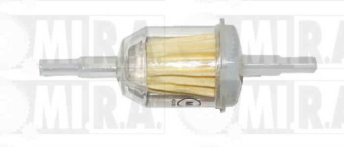 Filtro benzina trasparente 6/8mm
