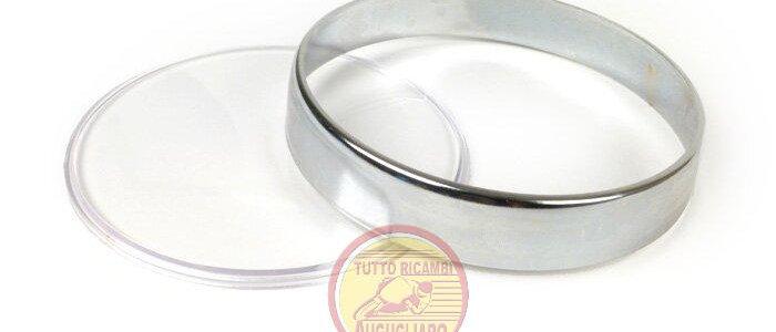 Kit cornice vetro contachilometri Vespa PK XL - PX 125-150-200 Arcobaleno