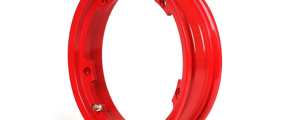Cerchio rosso tubeless BGM 2.10X10 Vespa