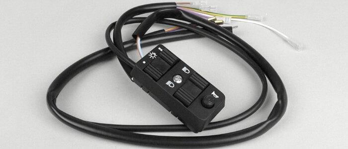 Commutatore luci originale Vespa PX-PE 80 - 125 - 150 - 200