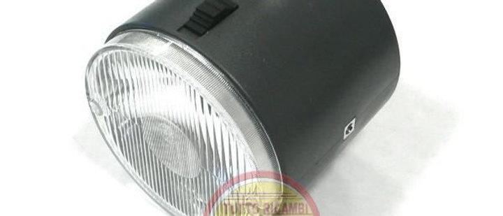 Fanale anteriore completo grigio Piaggio SI' - SI' FL