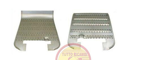 Pedana con riforzi Vespa 125 V31 - V33 - 150 VL1/2