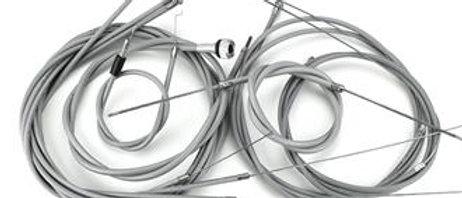 Kit trasmissione cavi teflonati Vespa PX prima serie