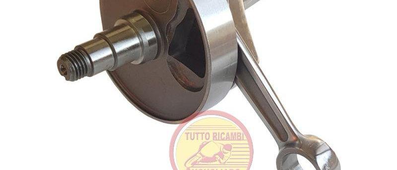 Albero motore anticipato corsa 51 cono 19 Jasil Vespa 50 Special L N R PK ET3