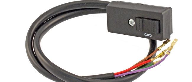 Commutatore frecce Vespa PX - PK 125 6 fili