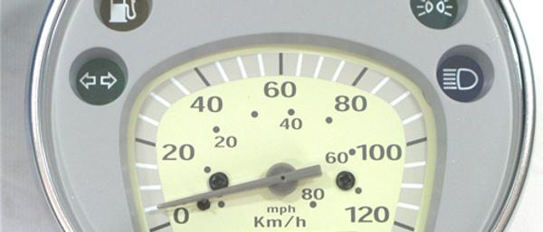 Contachilometri originale Vespa PX 125-150-200