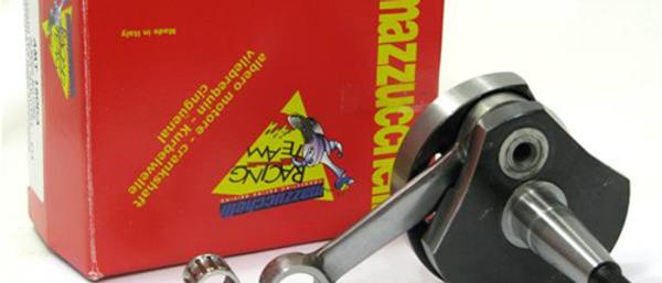 Albero motore Mazzucchelli Vespa 125 ET3 Primavera
