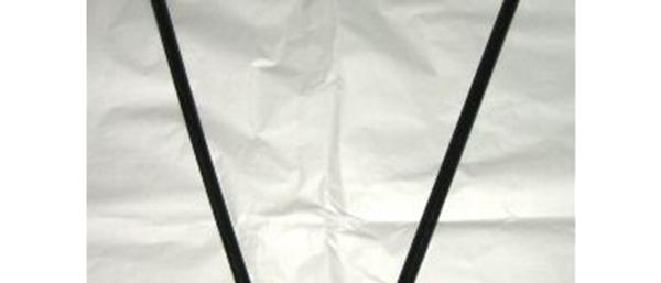 Bordo scudo nero originale Vespa 50-125-150-200
