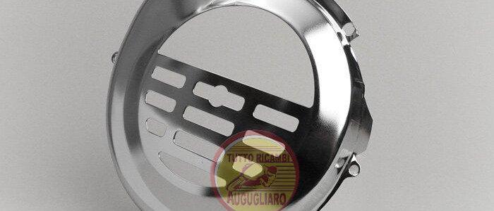 Coperchio coprivolano cromato Vespa PK 50 - 125 S XL