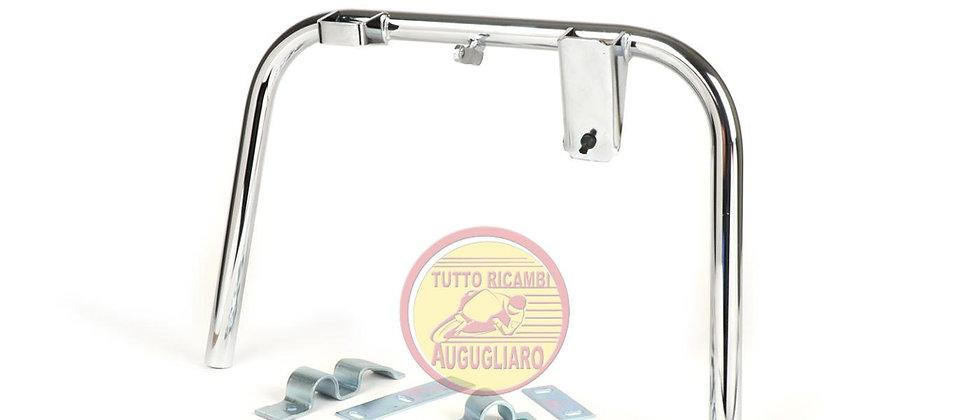 Cavalletto centrale cromato BGM Pro Soft Vespa 50 Special L N R 125 ET3