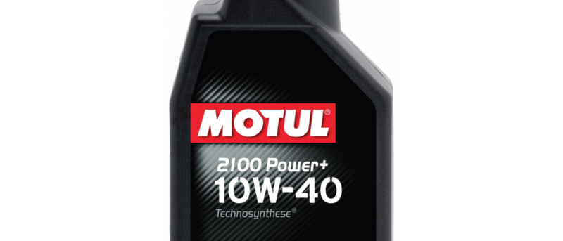 Olio Motul 2100 Power 10W40