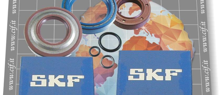 Kit cuscinetti e paraoli di banco Ape 50 prima serie