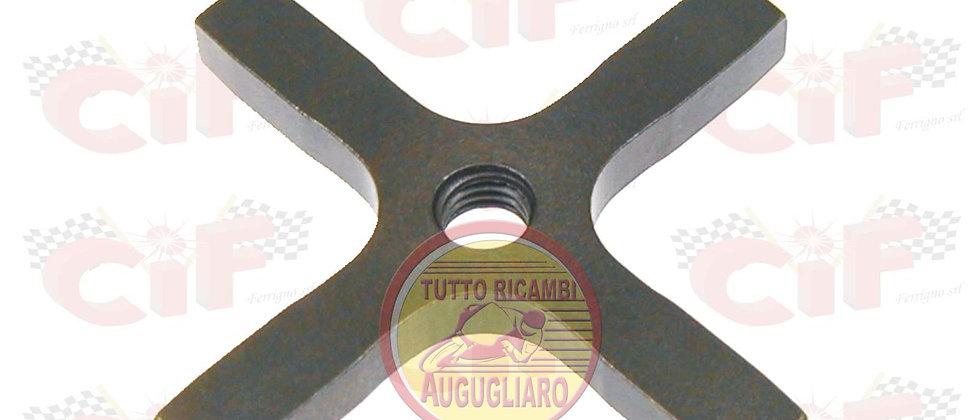Crocera cambio liscia Vespa PX COSA T5 LML 125 150 200