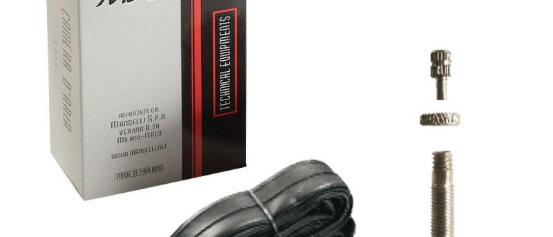 Camera d'aria 700x25-32 silver valvola Italia