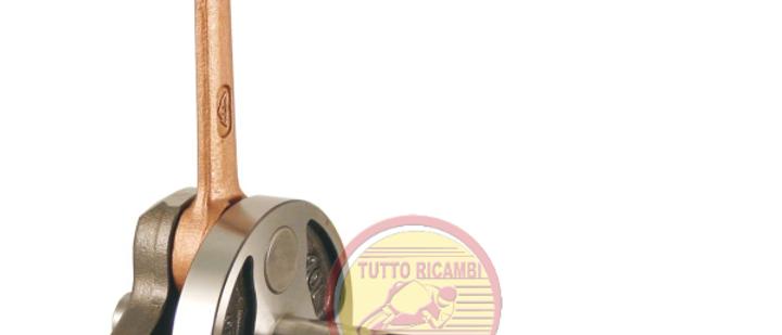 Albero motore RMS tipo originale spinotto 12 Piaggio Ciao - SI - Bravo