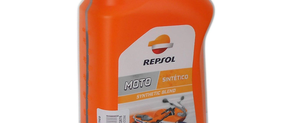 Olio Repsol moto 2 tempi sintetico