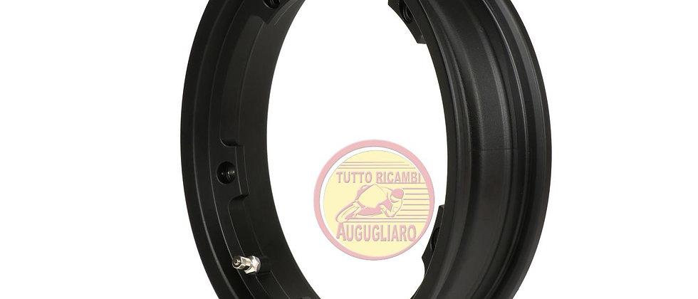 Cerchio ruota nero Tubeless BGM 2.10-10 Vespa