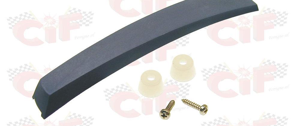 Cresta parafango tipo stretto in plastica Vespa PE PX 125 150 200 77-83