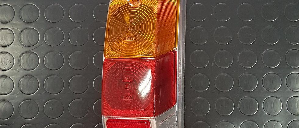 Plastica fanale stop posteriore destro Fiat 500