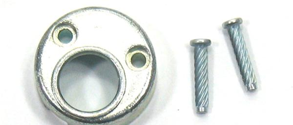 Coperchio serratura con ribattini Vespa