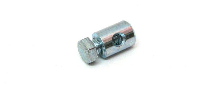 Morsetto serrafilo cambio Vespa D.2.5mm