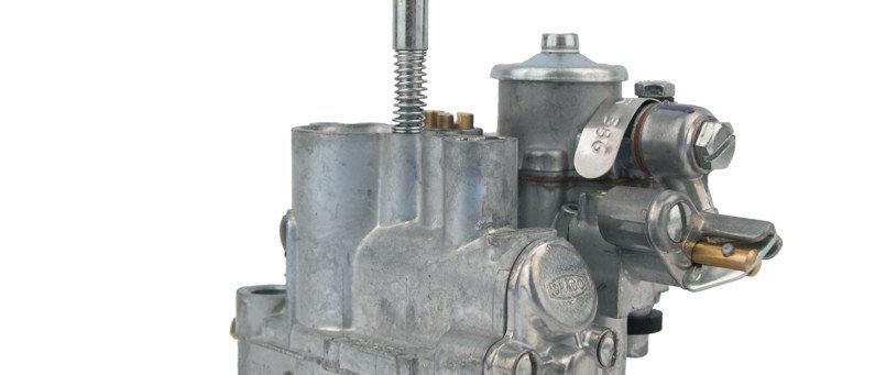 Carburatore Spaco Dellorto SI 24/24 Vespa PX con miscelatore