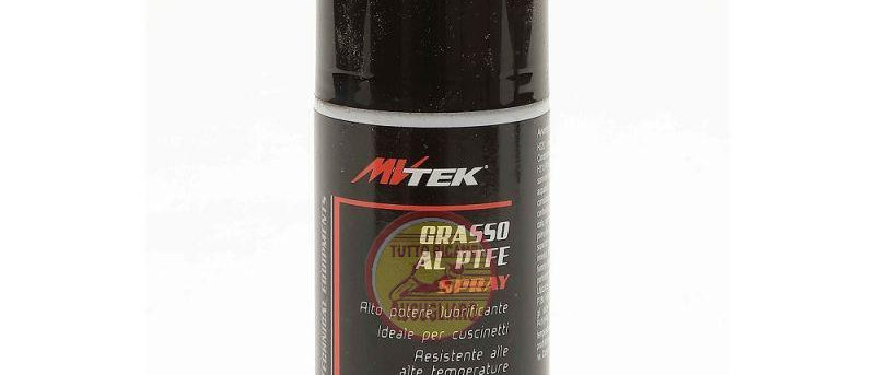 Grasso spray bici al PTFE 150ml per parti in movimento