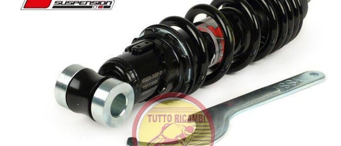 Ammortizzatore anteriore regolabile nero YSS X-Pro Vespa 50-90-125 ET3