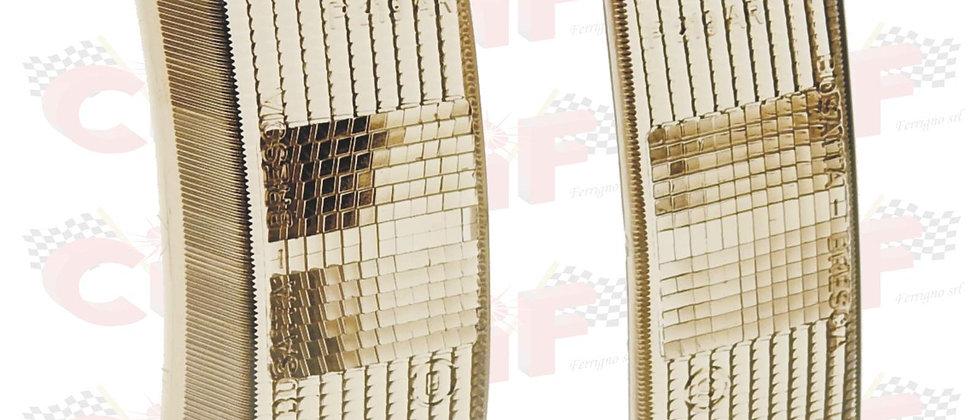 Coppia plastiche frecce anteriori fume' Vespa PX LML 125-150-200
